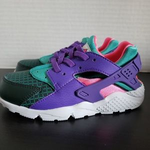Kids Toddler Nike Huarache Run Now Casual Shoe